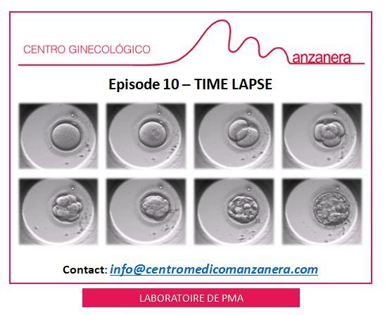 ÉPISODE 10 Time Lapse en PMA (FIV)