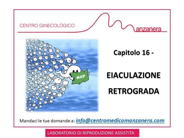 CAPITOLO 16. EIACULAZIONE RETROGRADA IN RIPRODUZIONE ASSISTITA (FIV)